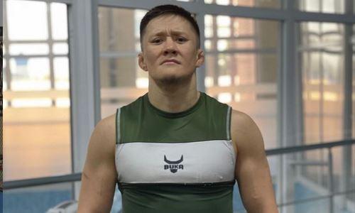 Жалгас Жумагулов завершил подготовку к третьему бою в UFC