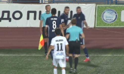 «Прав ли арбитр матча?» «Ордабасы» опубликовал видео незасчитанных голов в игре с «Кайсаром»