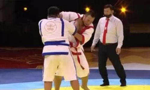 Стал известен бронзовый призер турнира «Казахстан Барысы»-2021