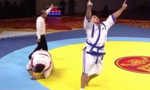 Определился чемпион турнира «Казахстан Барысы»-2021