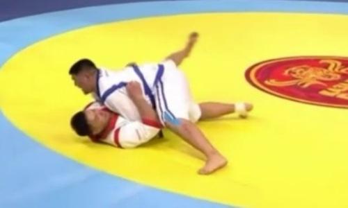 Видео драматичной концовки турнира «Казахстан Барысы»-2021, или Как определился новый чемпион