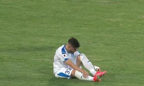 Видеообзор матча Премьер-Лиги «Тараз» — «Каспий» 1:0