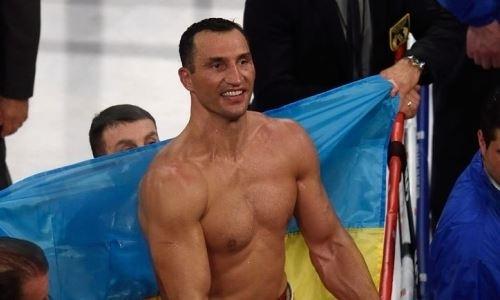 Уроженец Казахстана Владимир Кличко отреагировал на поражение сборной Украины от Англии на ЕВРО-2020