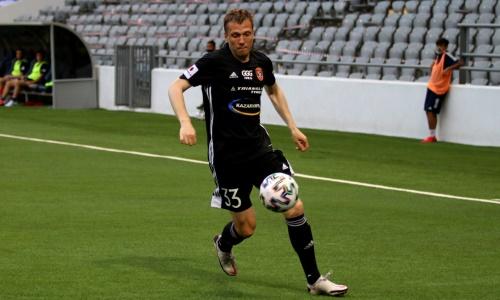 Российский футболист нашел себе новый клуб после ухода из «Шахтера»
