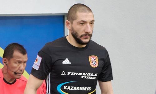 Полузащитник «Шахтера» провел 50-й матч в Премьер-Лиге