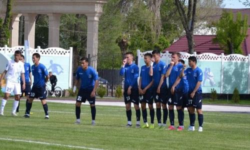 «Игилик» чуть не упустил победу в игре Первой лиги с фарм-клубом «Кызыл-Жара СК»