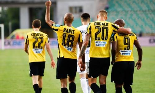 Прямая трансляция матча «Маккаби» Хайфа — «Кайрат» в Лиге Чемпионов