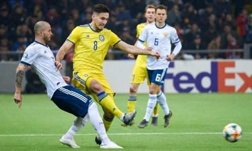 Стало известно, сколько сборная России потратила на выездной матч с Казахстаном в отборе к ЕВРО-2020