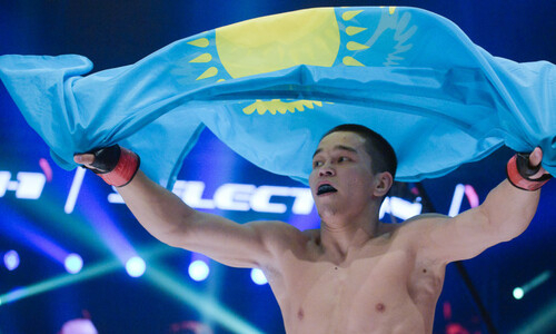 Казахстанский боец присоединился к лагерю Морозова и Жумагулова в США перед дебютом в Brave CF