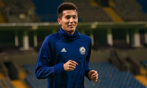 Стал известен еще один претендент на футболиста сборной Казахстана