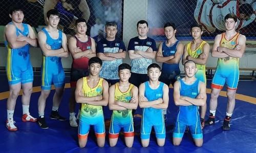 Озвучен состав сборной Казахстана на юниорский чемпионат мира по вольной борьбе