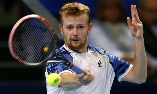 Казахстанский теннисист не смог пробиться в четвертьфинал «Уимблдона»