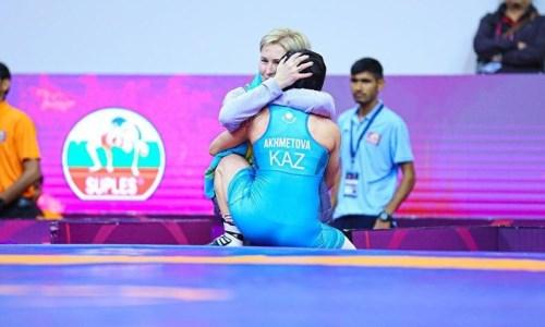 Манюрова рассказала о финальном этапе подготовки женской сборной Казахстана по борьбе к ОИ-2020