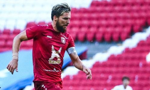 Ассист и победный гол экс-форварда «Астаны» и «Кайрата» принёс клубу РПЛ волевую победу. Видео