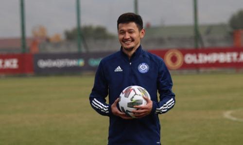 «Тараз» подписал покинувшего «Ордабасы» защитника сборной Казахстана