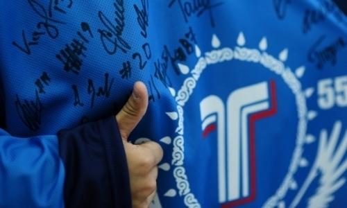 Казахстанский клуб подписал двух вратарей