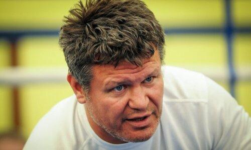Олег Тактаров вступил в конфликт с фанатом