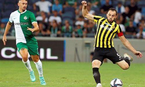 «Кайрат» перебил «Маккаби» в Хайфе. УЕФА представил статистику матча Лиги Чемпионов