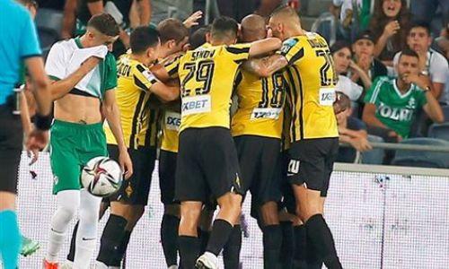 «Кайрат» добился исторического результата на старте Лиги Чемпионов