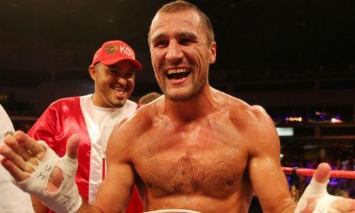 Сергей Ковалев назвал свою главную мотивацию в боксе