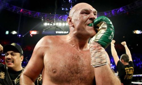 «Как подобает настоящему чемпиону». Промоутер Головкина рассказал, с кем Фьюри может провести промежуточный бой