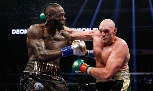 Бетербиев дал прогноз на третий бой Фьюри — Уайлдер