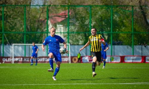 Клуб КПЛ расстался с автором победного гола в ворота «Кайрата»