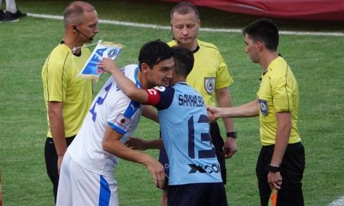 Капитан «Тараза» прокомментировал долгожданную победу в матче КПЛ