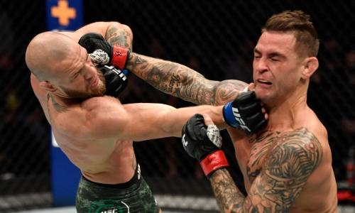 Где смотреть трансляцию боя UFC Конор Макгрегор — Дастин Порье