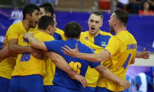 Стал известен состав мужской сборной Казахстана на УТС