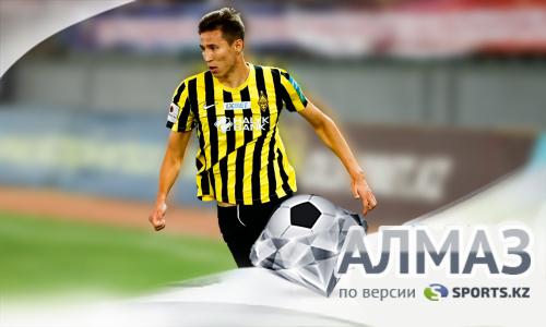 Лучший в КПЛ в июне — Артур Шушеначев