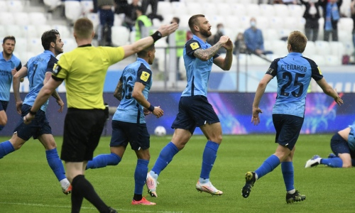 Уход футболиста сборной Казахстана признали самой значимой потерей для российского клуба