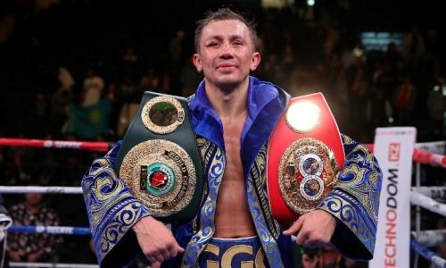 Головкину предложили верный путь попадания в историю бокса