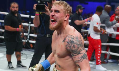 «Этот бомж хотел контракт с UFC, я его не взял». Дана Уайт жестко проехался по ютуберу-боксеру Джейку Полу