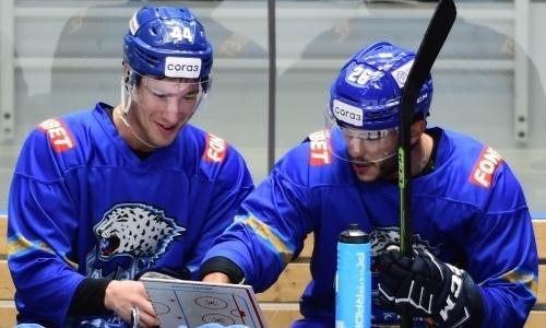 «Барысу» рассказали об особенностях нового календаря игр КХЛ