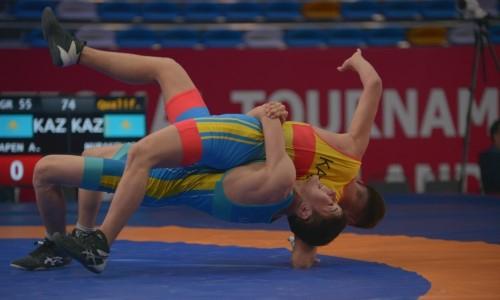 Объявлен состав сборной Казахстана по греко-римской борьбе на участие в юниорском ЧМ