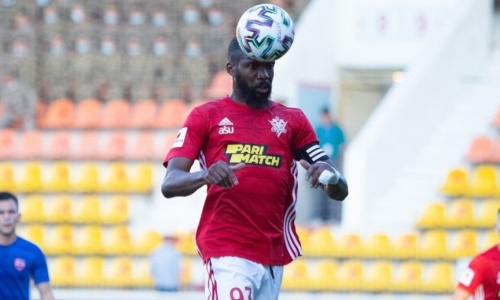 Думбия стал пятым капитаном «Актобе» в сезоне