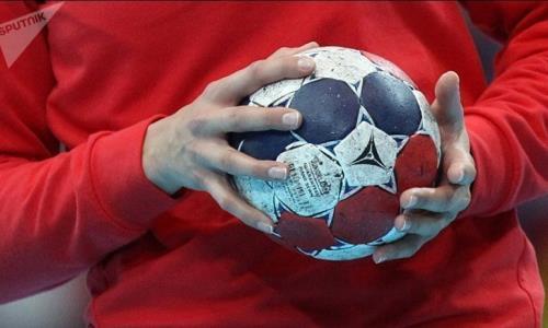 В Шымкенте завершились молодежные игры по гандболу среди юношей