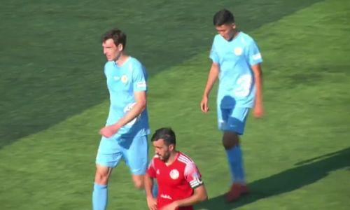 Клуб КПЛ дома ушел от поражения в матче с командой Второй лиги на старте Кубка Казахстана