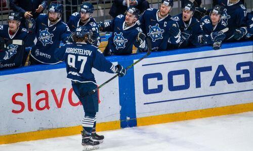 Соперник «Барыса» по Востоку КХЛ подписал контракты сразу с девятью хоккеистами