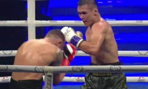 Видео полного боя, или Как Турсынбай Кулахмет завершил продолжительное избиение нокаутом «Рокки»