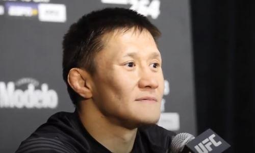 «Настраивался на три раунда». Жалгас Жумагулов объяснил быструю победу в третьем бою в UFC