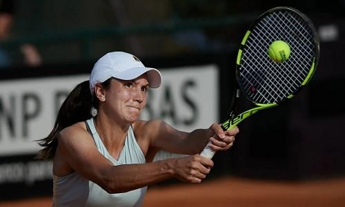 Казахстанская теннисистка вышла в финал турнира серии ITF