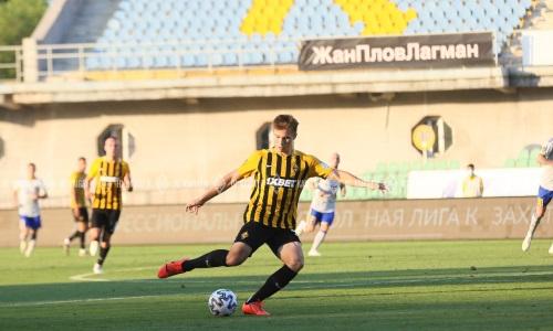 18-летний защитник Широбоков стал третьим капитаном «Кайрат-Жастар»