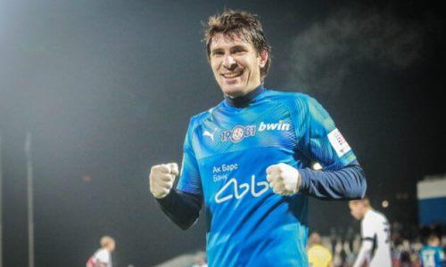 Бывший нападающий «Жетысу» официально перешел в клуб третьего дивизиона России