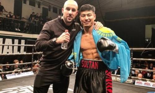 Казахстанский боксер завоевал титул WBO вошел в ТОП-50 в мире