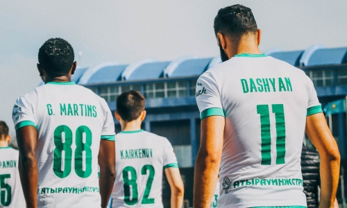 Сенсация произошла в матче Кубка Казахстана
