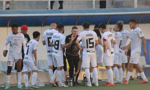 «Каспий» всухую уничтожил «Туран» в домашнем матче Кубка Казахстана
