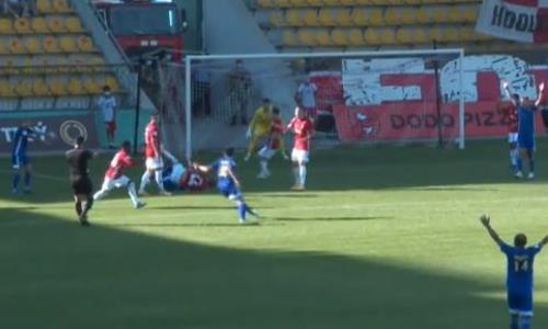 Видеообзор матча Премьер-Лиги «Актобе» — «Акжайык» 0:2