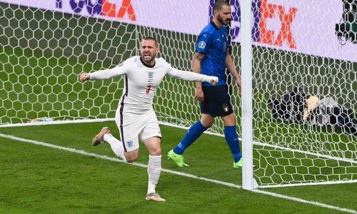 Гол на второй минуте забит в финале ЕВРО-2020. Видео